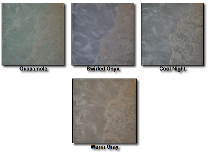 Concrete Countertop Color Options : , Stamped Concrete, Decorative Concrete Resurfacing, and Concrete ...