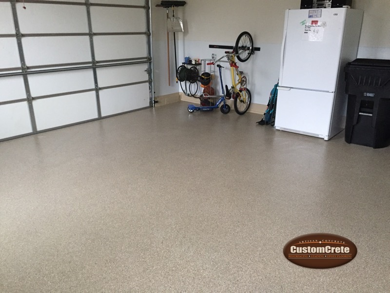 Customcrete Epoxy Floors