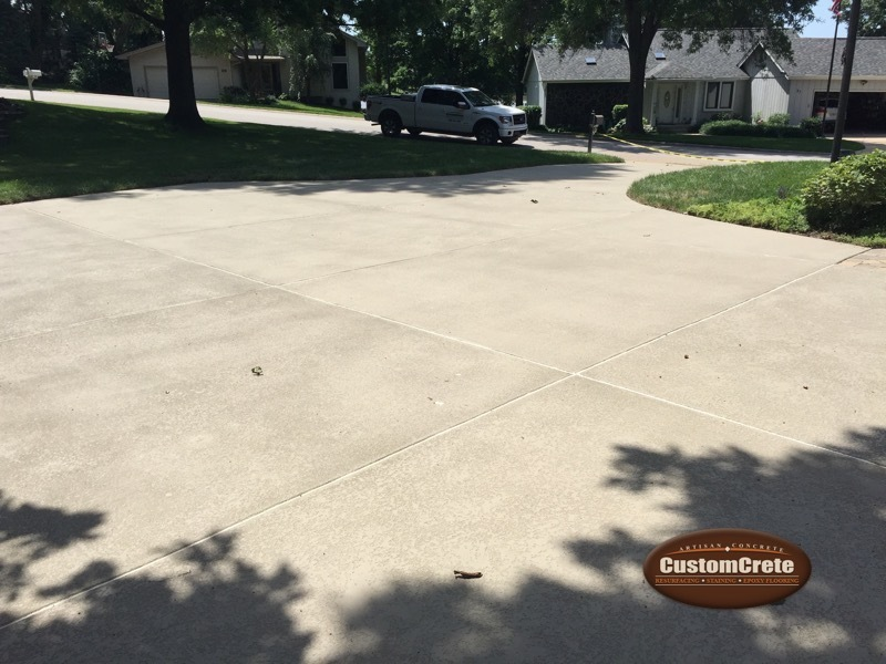 Customcrete Spray Deck Resurfacing Gallery