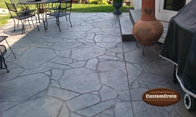 view our gallery - Decorative Concrete